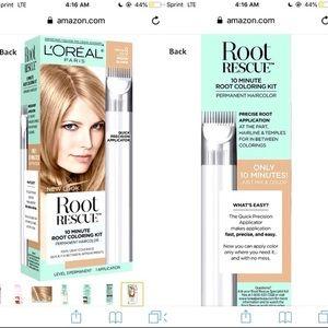 L'Oreal Paris Root Fescue Hair Color NIB